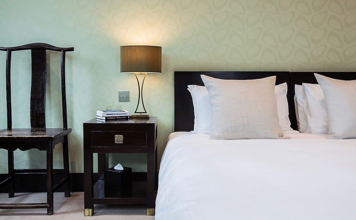 Superior hotel rooms Bloomsbury