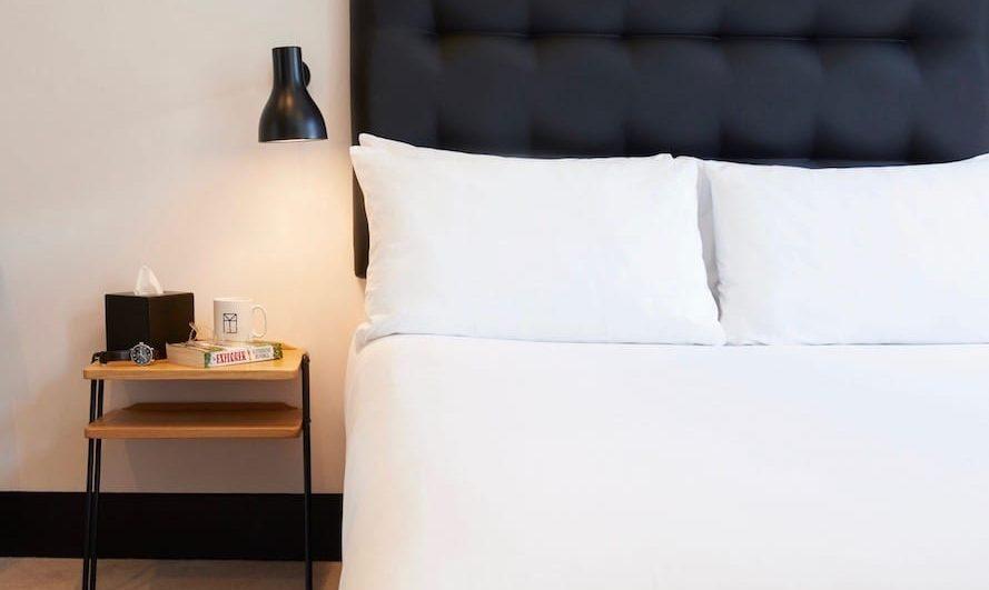 Contemporary Goodge Street Hotel